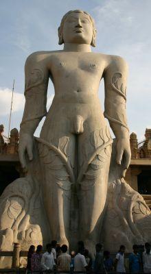 Jain Gomateshwara Statue at Shravanabelagola IMG_5624