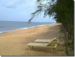 Sai Vishram Resort - beach
