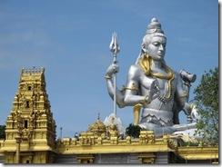 Murdeshwar, Shiva statue