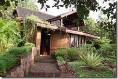 Sai Vishram Resort, Earth Cottage